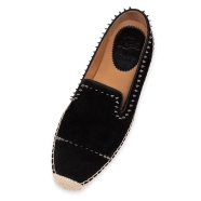 Shoes - Loge Nourri Flat - Christian Louboutin