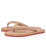 Shoes - Loubi Flip Donna Flat - Christian Louboutin