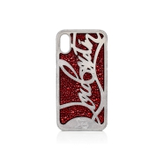 Small Leather Goods - Ricky Logo Case Iphone X/xs - Christian Louboutin