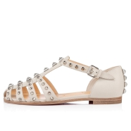Shoes - Loubiclou Flat - Christian Louboutin