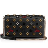 paloma clutch classic leather