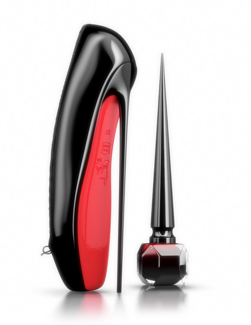 Discover Rouge Nails Christian Louboutin Online Boutique