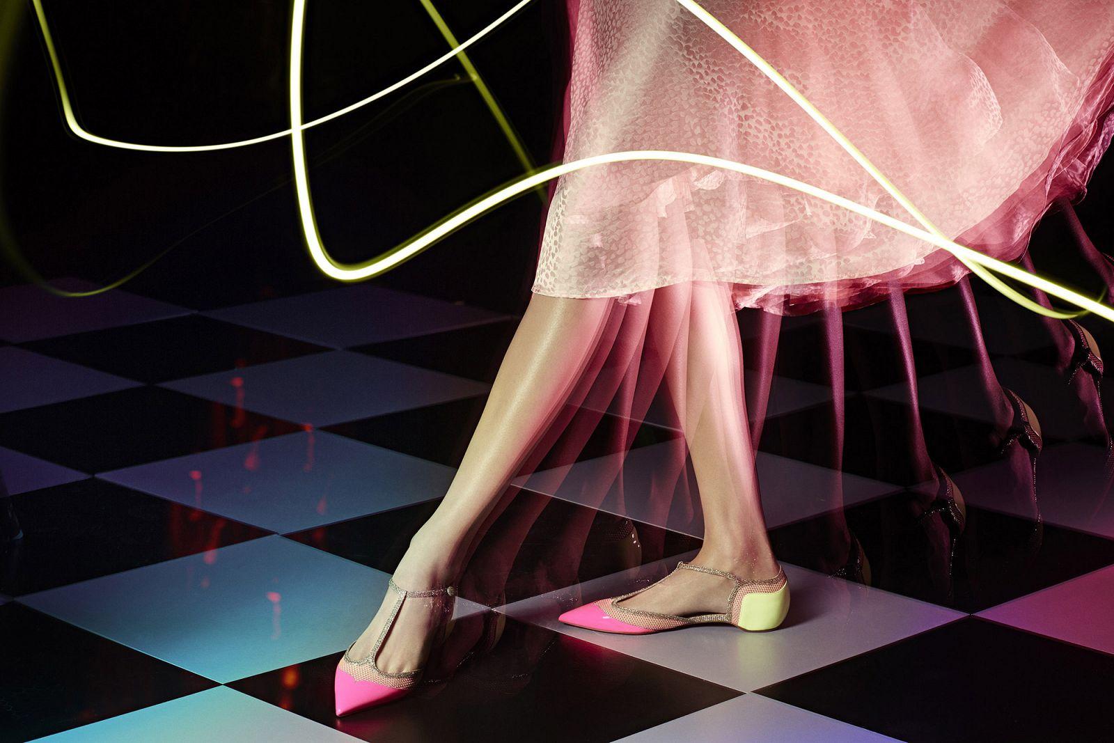 cheap christian louis vuitton shoes - christian louboutin tri-color paulina slingback pumps, boutin shoes
