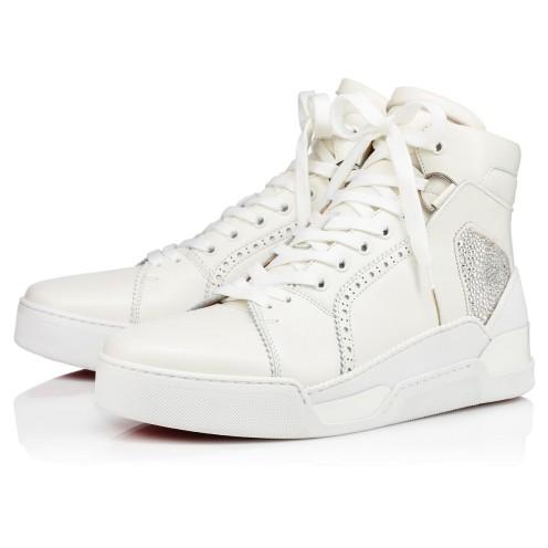Shoes - Loubikick Strass - Christian Louboutin