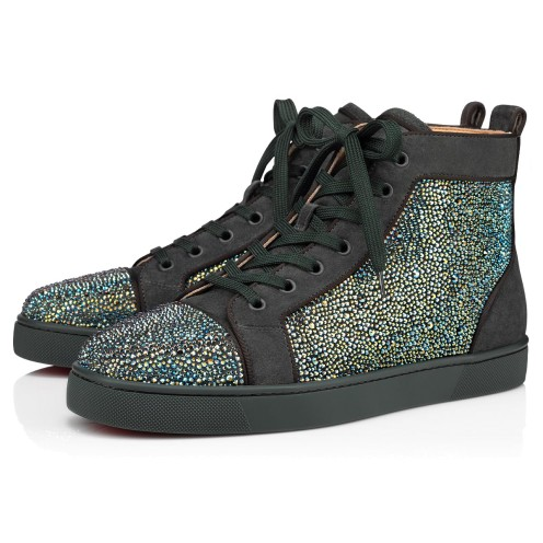 Shoes - Louis Orlato Strass Flat - Christian Louboutin
