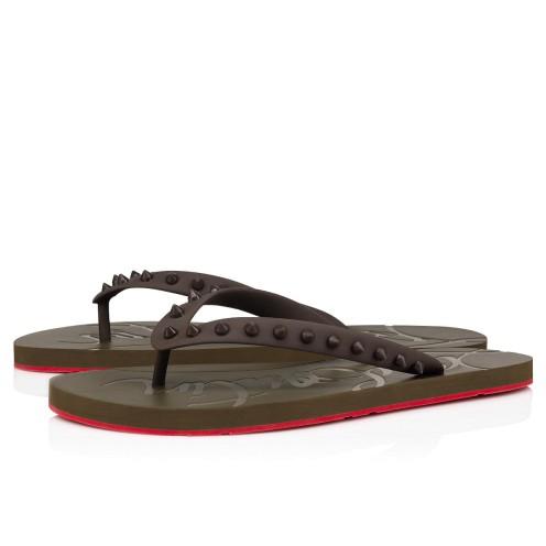 Shoes - Loubi Flip Flat - Christian Louboutin