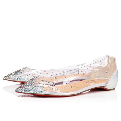 Shoes - Degrastrass Flat - Christian Louboutin