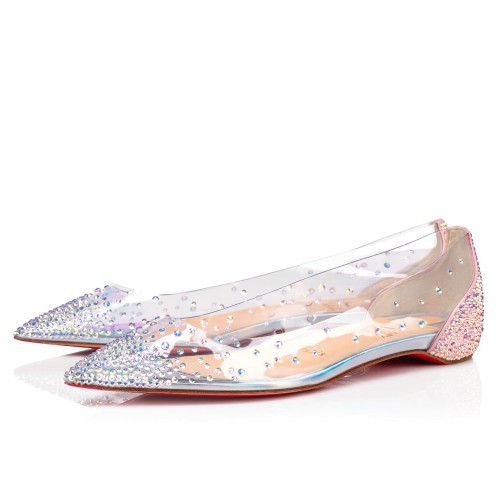 Shoes - Degrastrassita Flat - Christian Louboutin