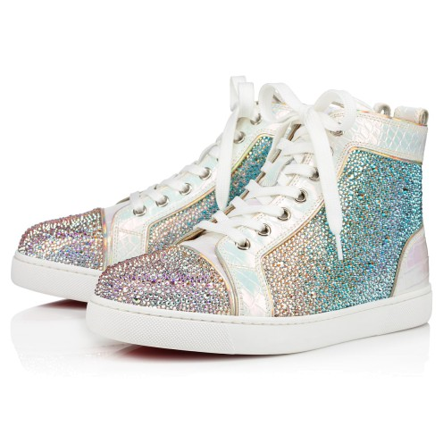 Shoes - Louis Woman Strass Degrade - Christian Louboutin