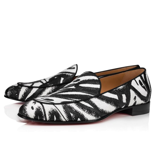 Shoes - Style On The Nile Flat - Christian Louboutin