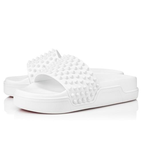 Shoes - Pool Fun Woman Flat - Christian Louboutin