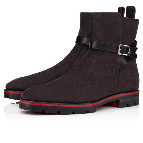 Shoes - Kicko Croc Flat - Christian Louboutin