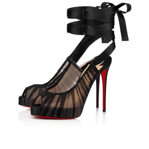Shoes - Goya Ruban Alta - Christian Louboutin