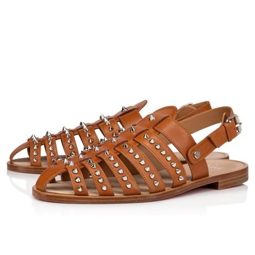 Shoes - Meloubiclou Flat - Christian Louboutin