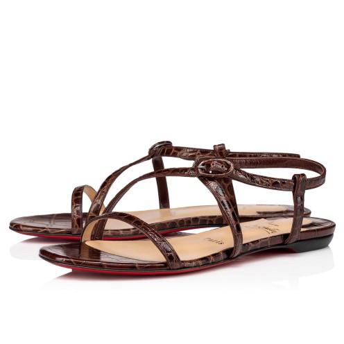 Shoes - Selima Flat - Christian Louboutin