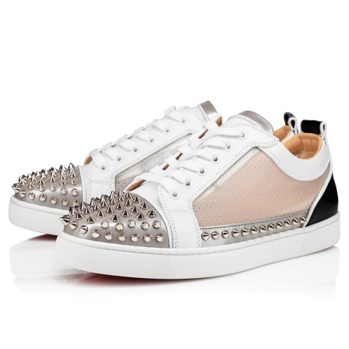 Shoes - Sosoxy Junior Spikes Flat - Christian Louboutin