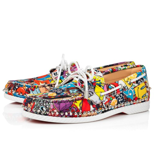 Shoes - Steckel Flat - Christian Louboutin