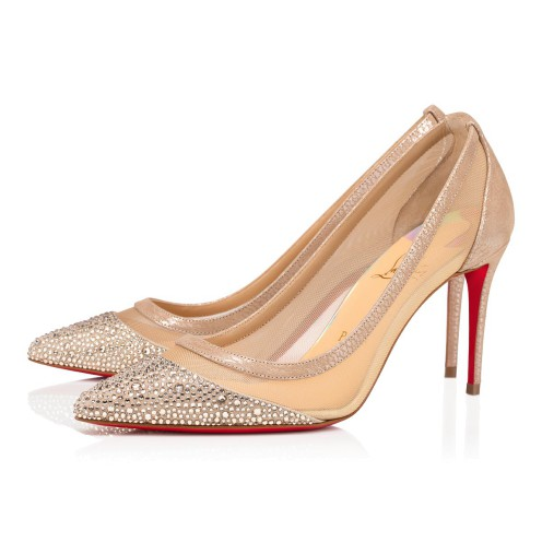 Shoes - Galativi P Strass - Christian Louboutin
