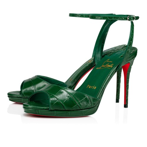 Women Designers Sandals Christian Louboutin Online Boutique