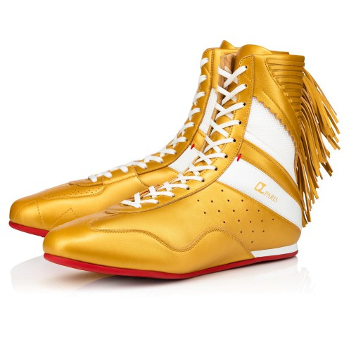 Shoes - My K.o. Flat - Christian Louboutin