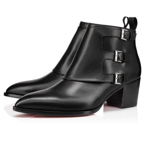 Shoes - Will Buckle Flat - Christian Louboutin
