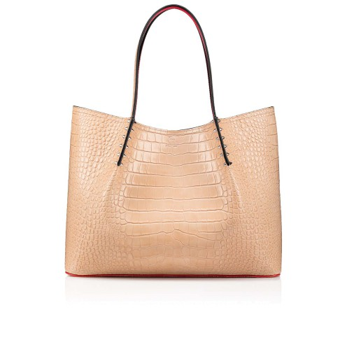 Bags - Cabarock Tote Bag - Christian Louboutin