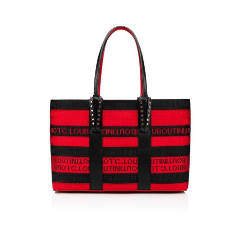 Bags - Cabata Small Cl Strap - Christian Louboutin