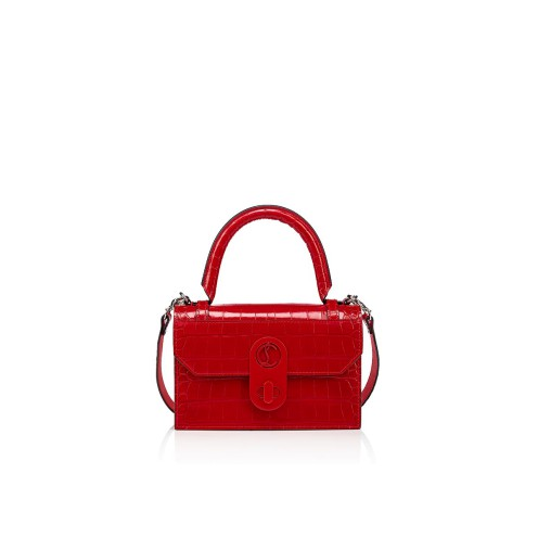 Bags - Elisa Top Handle Small - Christian Louboutin