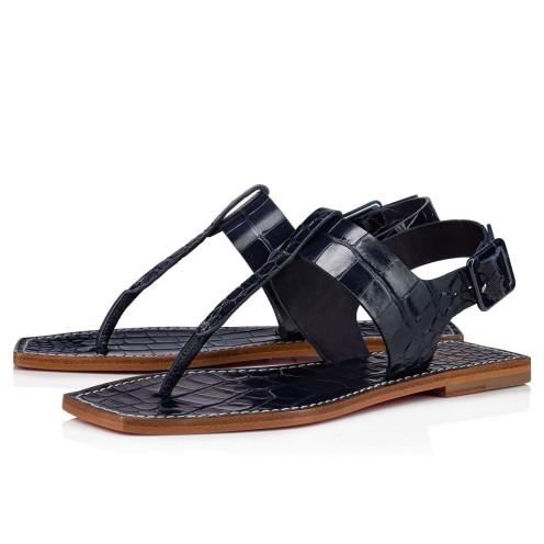Shoes - Cubongo Flat - Christian Louboutin