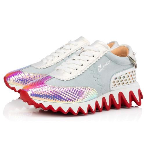 Shoes - Loubishark Donna Flat - Christian Louboutin