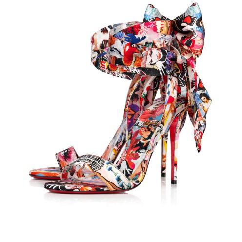 Shoes - Sandale Du Desert - Christian Louboutin
