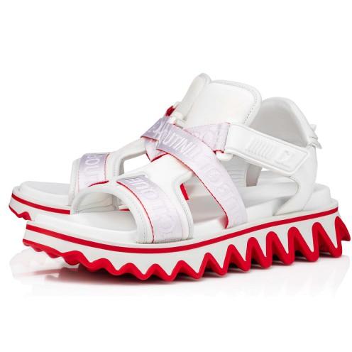 Shoes - Summer Loubishark Flat - Christian Louboutin