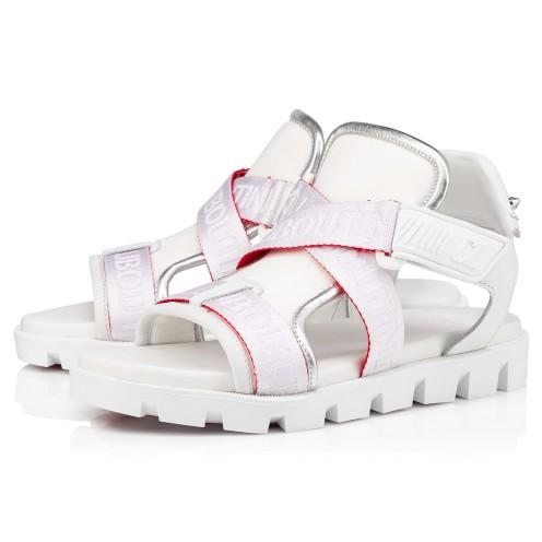 Shoes - Velcrissimo Flat - Christian Louboutin