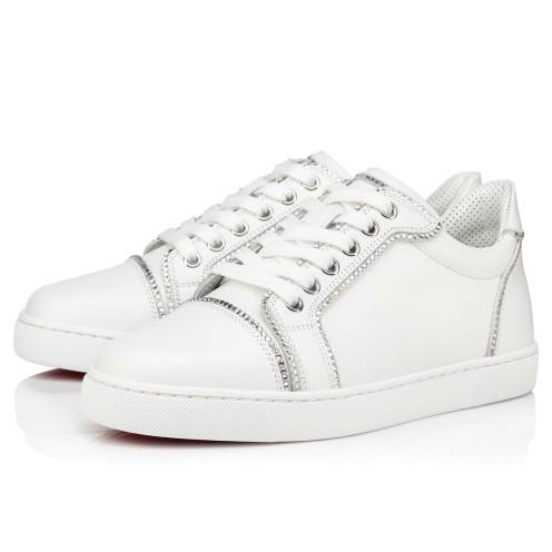 Shoes - Vieira Bordo Strass Flat - Christian Louboutin