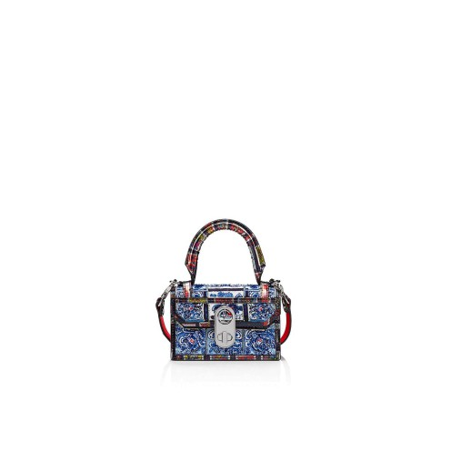 Bags - Elisa Top Handle Nano - Christian Louboutin