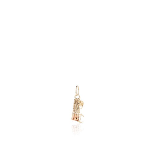 Small Leather Goods - W 123 Cl Keyring - Christian Louboutin