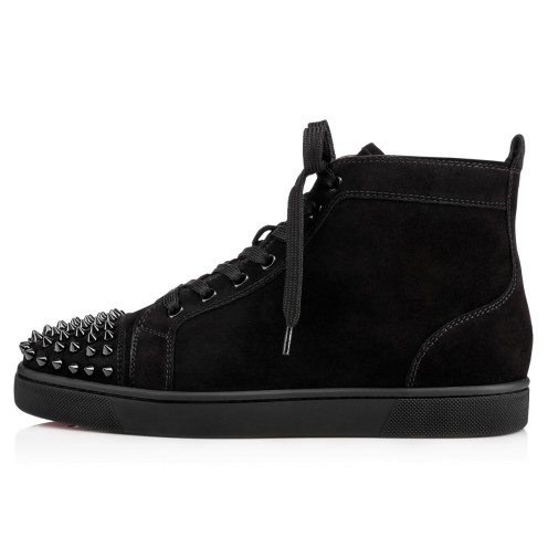 Shoes - Lou Spikes Flat - Christian Louboutin_2