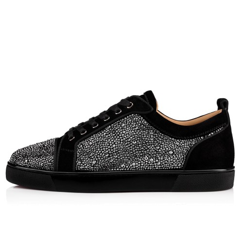 Shoes - Louis Junior Strass - Christian Louboutin_2