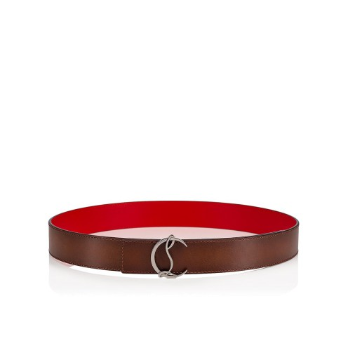 Belt - Cl Logo Belt - Christian Louboutin_2