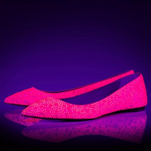 Shoes - Ballalla Strass Flat - Christian Louboutin_2