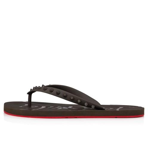 Shoes - Loubi Flip Flat - Christian Louboutin_2