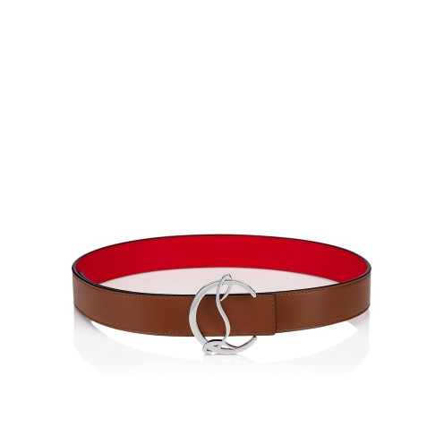 Belt - W Cl Logo Belt - Christian Louboutin_2