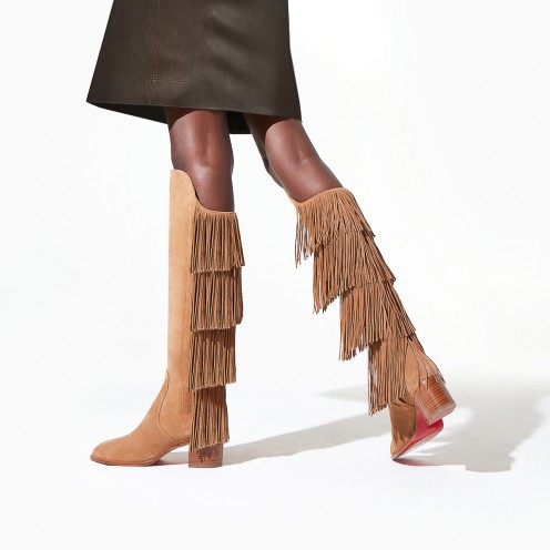 Shoes - Boot Lionne - Christian Louboutin_2
