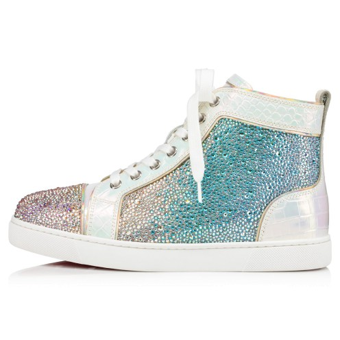 Shoes - Louis Woman Strass Degrade - Christian Louboutin_2