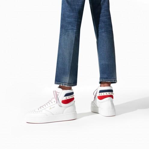 Shoes - Top Rui Spikes Flat - Christian Louboutin_2