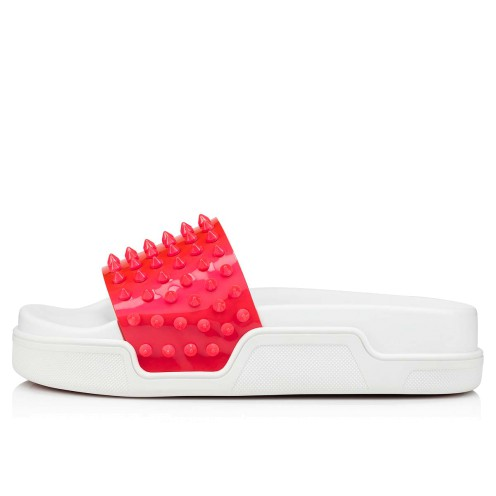 Shoes - Pool Fun Woman Flat - Christian Louboutin_2