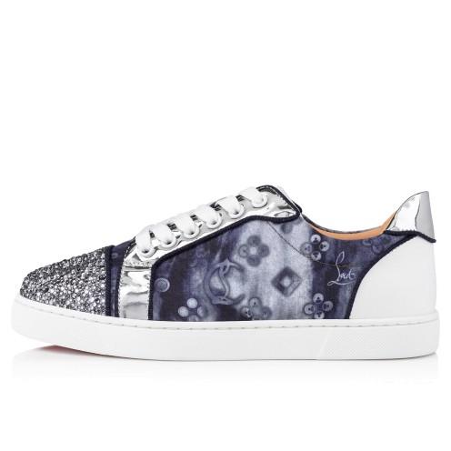 Shoes - Vieira P Strass Orlato Flat - Christian Louboutin_2