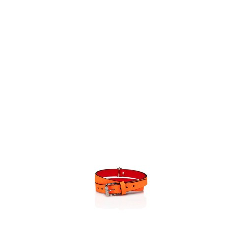Small Leather Goods - Loubilink Logo Bracelet Double - Christian Louboutin_2