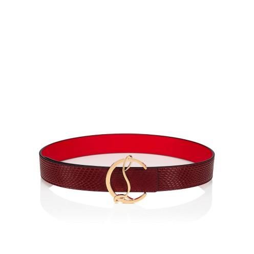 Belt - W Cl Logo Belt - Christian Louboutin_2