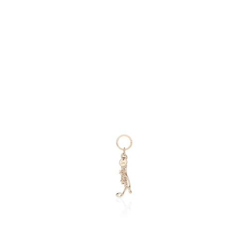 Small Leather Goods - W Louboutin Logo Keyring - Christian Louboutin_2